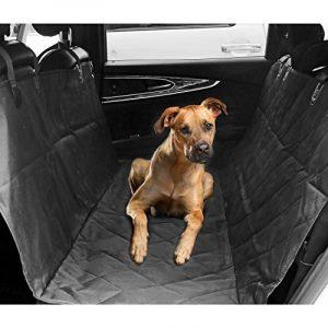 aLLreLi Housse de siège Pour Chien Housse protection Hamac voiture chien imperméable anti-rayures pour Voiture/VUS/Camion confortable pour animaux domestiques de la marque aLLreli image 0 produit