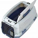 AmazonBasics Caisse de transport pour animal domestique 2portes dont 1sur le dessus 48cm de la marque AmazonBasics image 3 produit