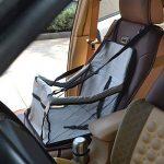 Anself étanche Siège d'auto pour animaux respirant hamac avec ceinture sécurité de Banquette Arrière de Voitureprotecteur pour chien chat chiot animaux domestiques de la marque Anself image 3 produit