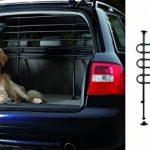 Barrière de sécurité pour chien pour coffre de voiture ; comment trouver les meilleurs modèles TOP 0 image 1 produit