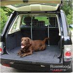 Barrière de sécurité pour chien pour coffre de voiture ; comment trouver les meilleurs modèles TOP 3 image 1 produit