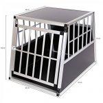 Cage auto pour chien ; trouver les meilleurs produits TOP 6 image 1 produit