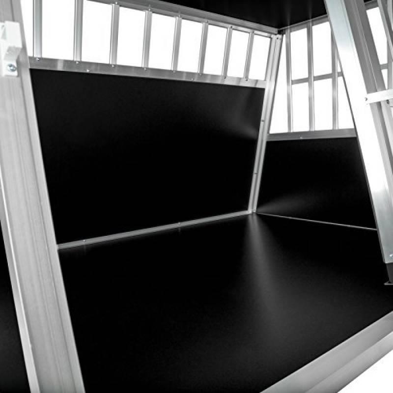 cage pour chien voiture acheter les meilleurs mod les pour 2018 transporter son chien. Black Bedroom Furniture Sets. Home Design Ideas
