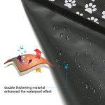 Coffre Protection Chien MATCC Coffre de Protection Imperméable Tapis pour chien Tapis de Coffre Voiture Housse de Protection Couverture Siège de Voiture pour Animaux Couverture Pare-chien Voyage Convient pour SUV de la marque MATCC image 3 produit