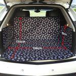 Coffre Protection Chien MATCC Coffre de Protection Imperméable Tapis pour chien Tapis de Coffre Voiture Housse de Protection Couverture Siège de Voiture pour Animaux Couverture Pare-chien Voyage Convient pour SUV de la marque MATCC image 5 produit