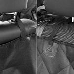 COFIT Noir Auto Housse de Siège pour Chien Antidérapante avec Ancres - Hamac Style de la marque COFIT image 3 produit