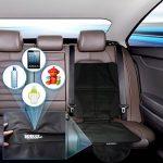 Couvre-siège et protection pour siège auto par Sidekick - Protégez la tapisserie de votre voiture des sièges pour enfants, des chiens, des enfants en été comme en hiver. de la marque Sidekick image 2 produit