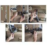 Ferplast Grille Pare Chien Min 82 X 15 X H 32 cm/Max 141 X 15 X H 43 cm de la marque Ferplast image 2 produit