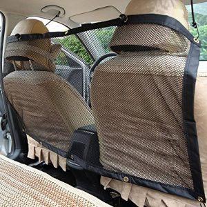 """Filet de Sécurité pour Transport d""""animaux en voiture 115cm*62cm (filet) de la marque JOYEUX image 0 produit"""