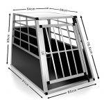 Happypet® DGTC04 Cage de Transport pour chien de la marque Happy Pet image 6 produit