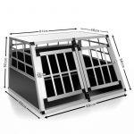 Happypet® DGTC08 Cage de Transport pour chien de la marque Happy Pet image 6 produit