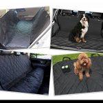 Housse de voiture pour chien transport protection siège ; faire des affaires TOP 0 image 3 produit