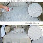Housse de voiture pour chien transport protection siège ; faire des affaires TOP 10 image 4 produit