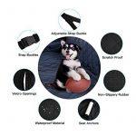 Housse de voiture pour chien transport protection siège ; faire des affaires TOP 12 image 2 produit