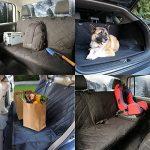 Housse de voiture pour chien transport protection siège ; faire des affaires TOP 12 image 6 produit