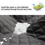Housse de voiture pour chien transport protection siège ; faire des affaires TOP 13 image 6 produit