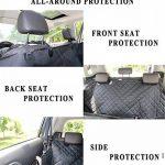 Housse de voiture pour chien transport protection siège ; faire des affaires TOP 9 image 2 produit