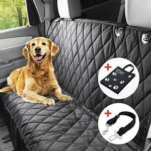 Housse protection banquette voiture chiens ; choisir les meilleurs modèles TOP 4 image 0 produit
