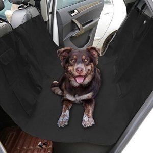 housse protection si ge arri re voiture pour chien choisir les meilleurs mod les pour 2019. Black Bedroom Furniture Sets. Home Design Ideas