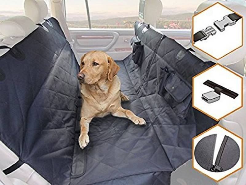 Accessoire auto pour chien comment acheter les meilleurs for Housse protection siege voiture pour chien