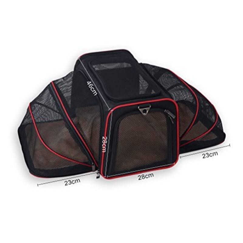 sac pour chien choisir les meilleurs mod les pour 2018 transporter son chien. Black Bedroom Furniture Sets. Home Design Ideas