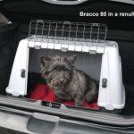 MP Bergamo Cage de Transport pour Chien Bracco 80 Gris de la marque MP Bergamo image 1 produit