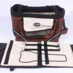 Olayer Petit panier de transport pour animaux pour guidon de vélo Avec poches pour gourmandises pour chien de la marque Olayer image 5 produit
