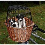 Panier velo pour petit chien ; comment trouver les meilleurs en france TOP 0 image 2 produit
