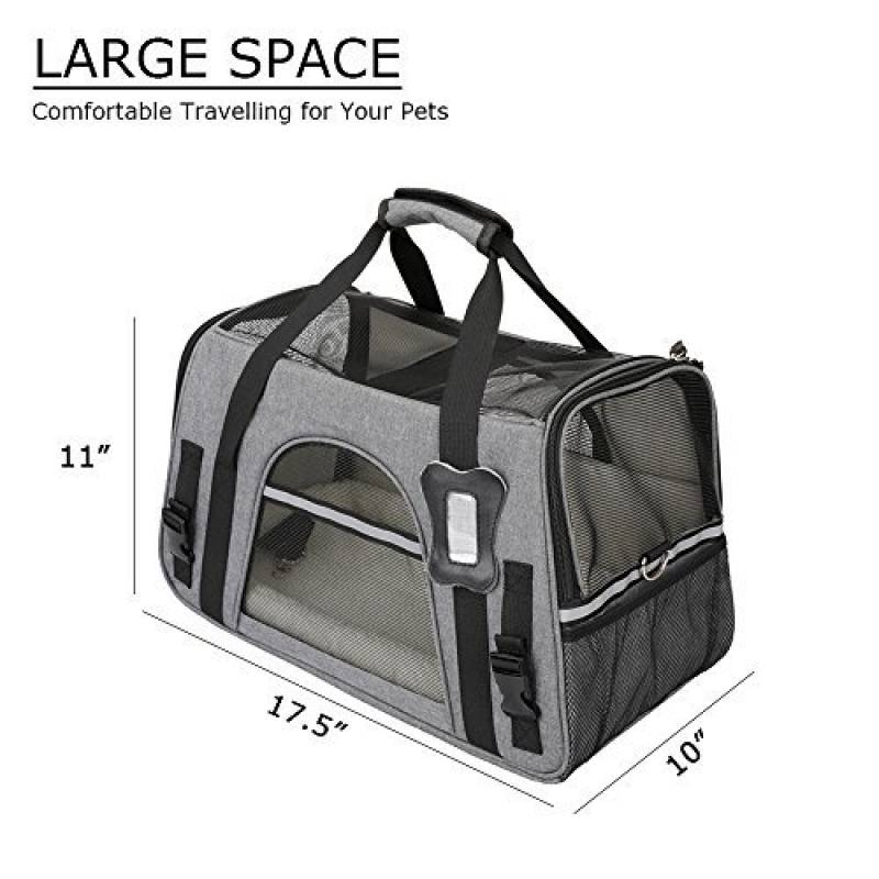 sac transport chien avion cabine pour 2018 le top 7 transporter son chien. Black Bedroom Furniture Sets. Home Design Ideas