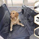 Protection pour chiens sièges arrière voiture : faites des affaires TOP 0 image 1 produit