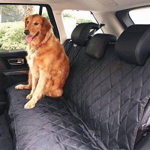 Protection pour chiens sièges arrière voiture : faites des affaires TOP 3 image 0 produit