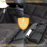 Protection pour chiens sièges arrière voiture : faites des affaires TOP 3 image 1 produit