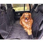 Protection pour chiens sièges arrière voiture : faites des affaires TOP 3 image 4 produit
