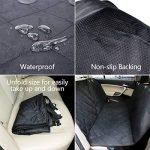 Protection pour chiens sièges arrière voiture : faites des affaires TOP 5 image 4 produit