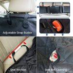 Protection pour chiens sièges arrière voiture : faites des affaires TOP 5 image 5 produit