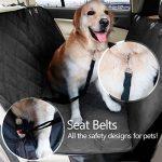 Protection pour chiens sièges arrière voiture : faites des affaires TOP 5 image 6 produit