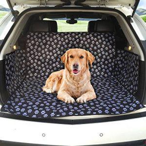 Protection pour chiens sièges arrière voiture : faites des affaires TOP 6 image 0 produit