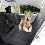 Protection pour chiens sièges arrière voiture : faites des affaires TOP 8 image 2 produit
