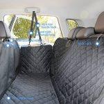 Protection pour chiens sièges arrière voiture : faites des affaires TOP 9 image 5 produit
