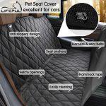 Protège siège arrière voiture pour chien ; comment trouver les meilleurs en france TOP 10 image 1 produit