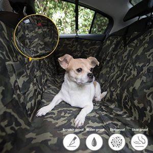 Protège siège arrière voiture pour chien ; comment trouver les meilleurs en france TOP 2 image 0 produit