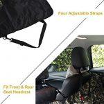 Protège siège arrière voiture pour chien ; comment trouver les meilleurs en france TOP 2 image 2 produit