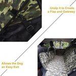 Protège siège arrière voiture pour chien ; comment trouver les meilleurs en france TOP 2 image 4 produit