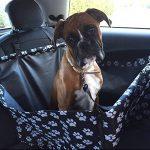 Protège siège arrière voiture pour chien ; comment trouver les meilleurs en france TOP 6 image 2 produit