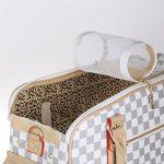 Sac de transport pour chiens sac pour chats chiens sac de voyage animal grand sac de transport pour animal domestique jusqu'à 5 kg 40*30*20 cm de la marque BELLAMORE image 2 produit