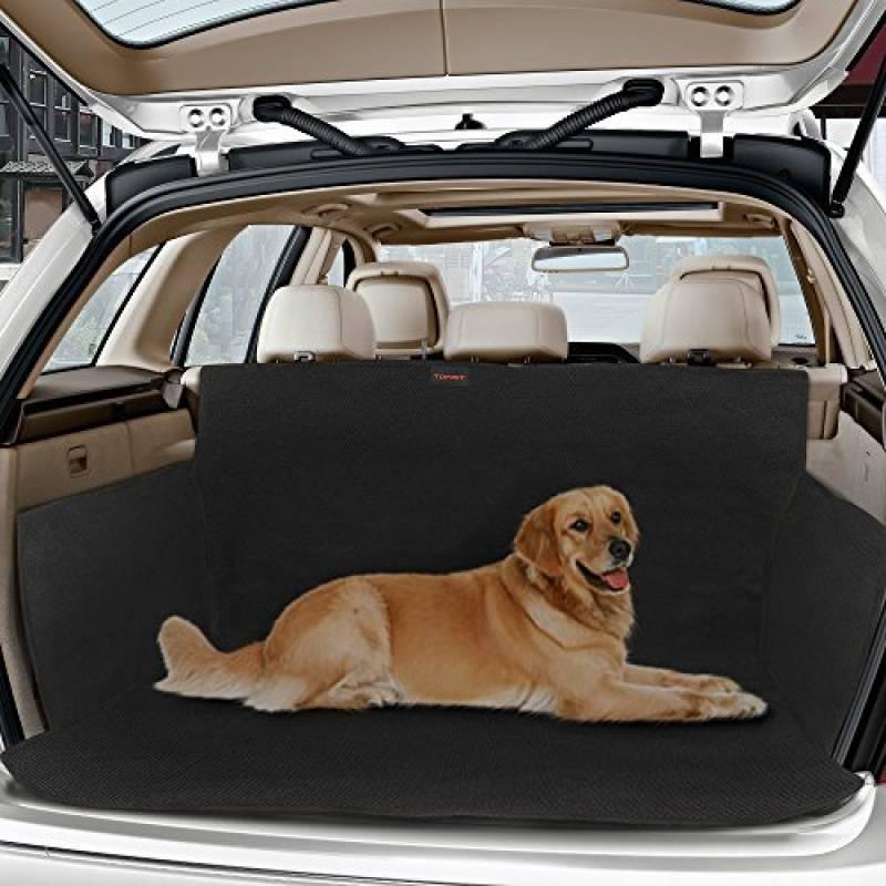 Protège coffre housse protection voiture résistante à l'eau tapis pour animaux Chiens