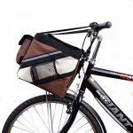 Treat Me Siège Panier de Vélo Sac de Transport en Avant pour Animal Chien Chiot Chat Voyage 38*25*25cm de la marque Treat Me image 3 produit