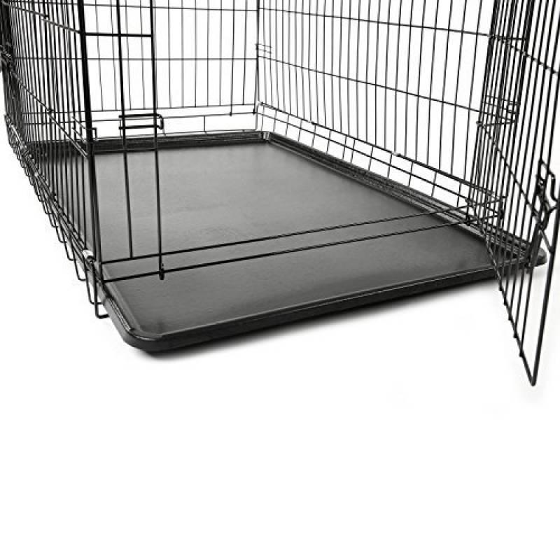 cage transport grand chien voiture acheter les meilleurs. Black Bedroom Furniture Sets. Home Design Ideas