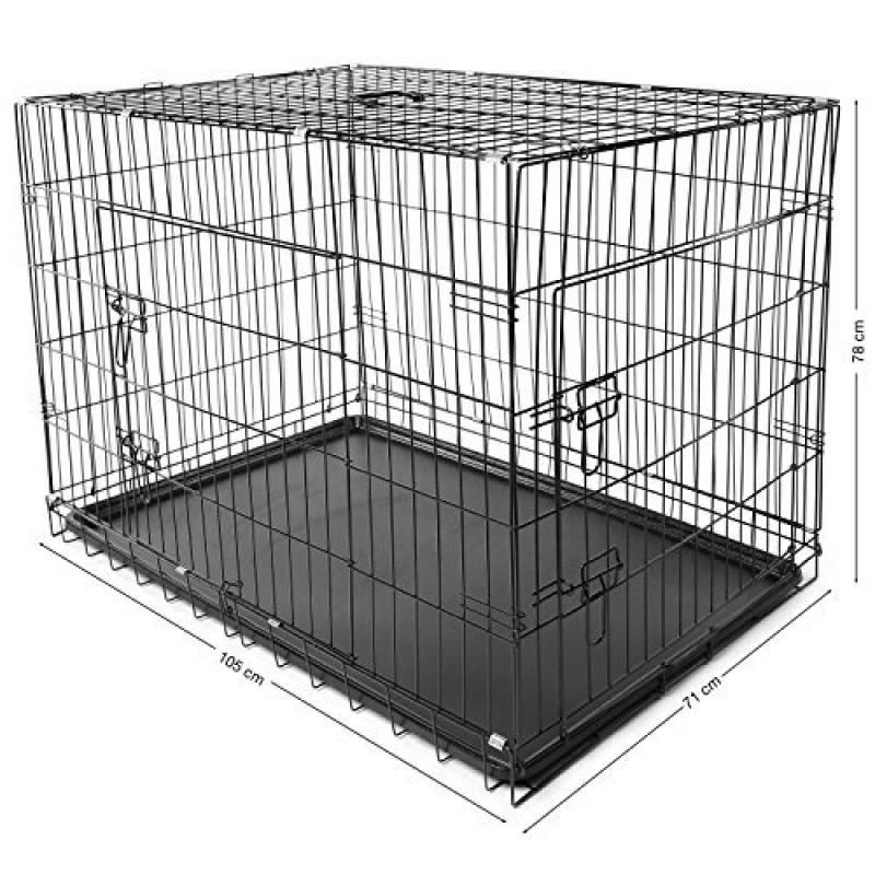 cage chien coffre voiture pour 2019 le top 15. Black Bedroom Furniture Sets. Home Design Ideas