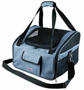 Trixie Sac de transport/siège de voiture Noir/gris 44 x 30 x 38 cm de la marque Trixie image 0 produit